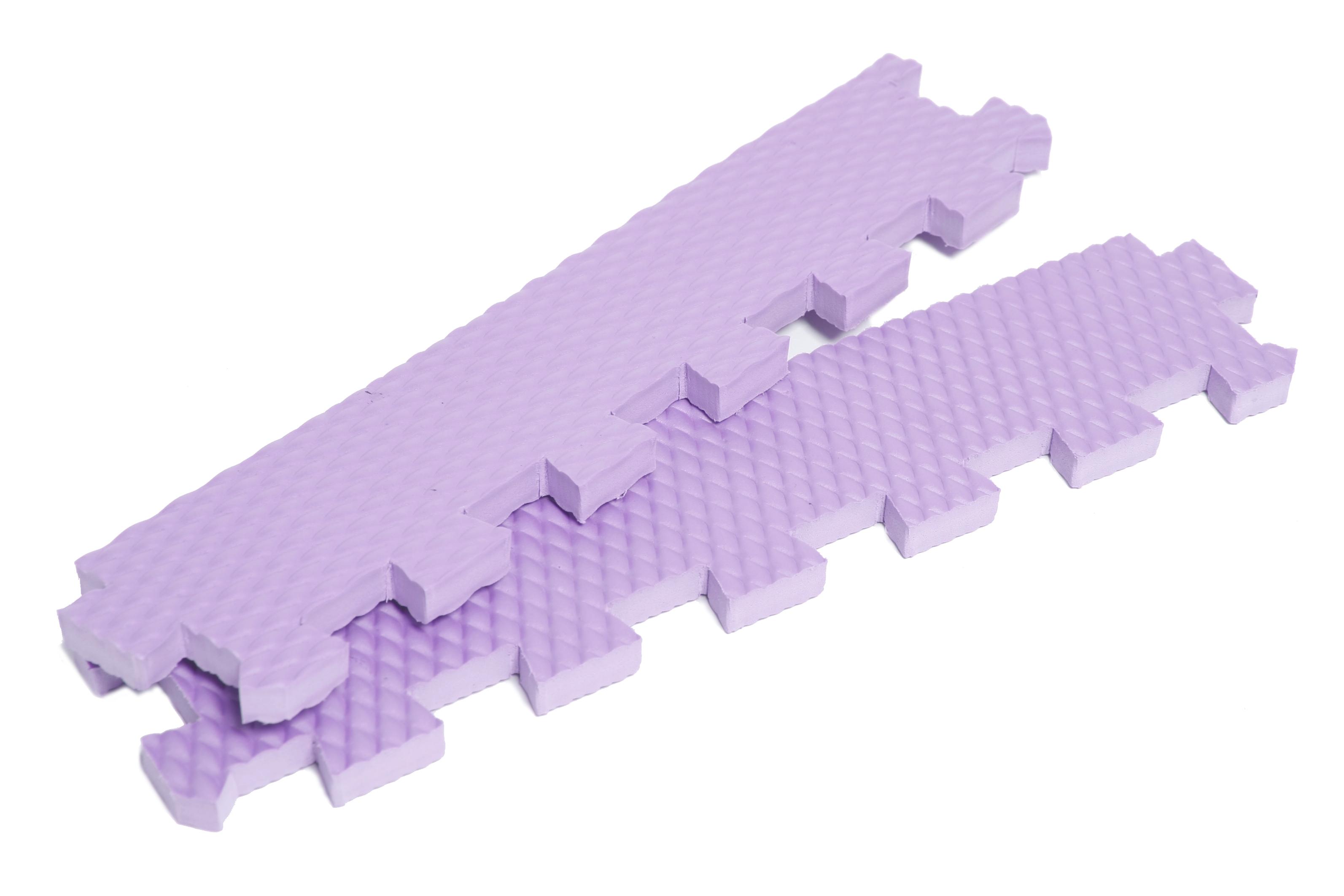 okrajový díl fialova